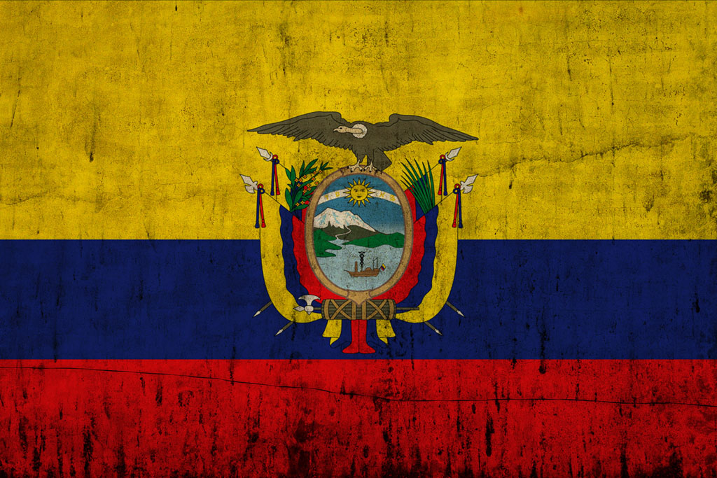 equadorian flag
