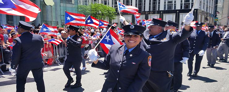 2016 Puerto Rican Day Parade - NYC