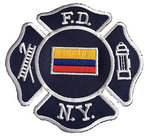 Colombian Flag Patch